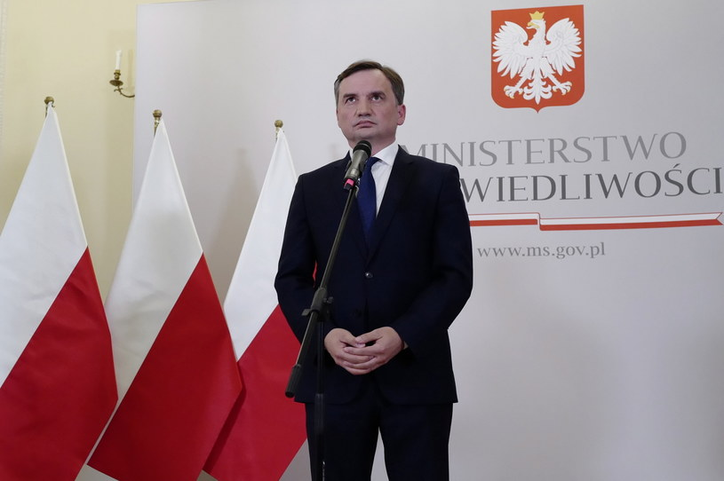 Zbigniew Ziobro /Mateusz Marek /PAP