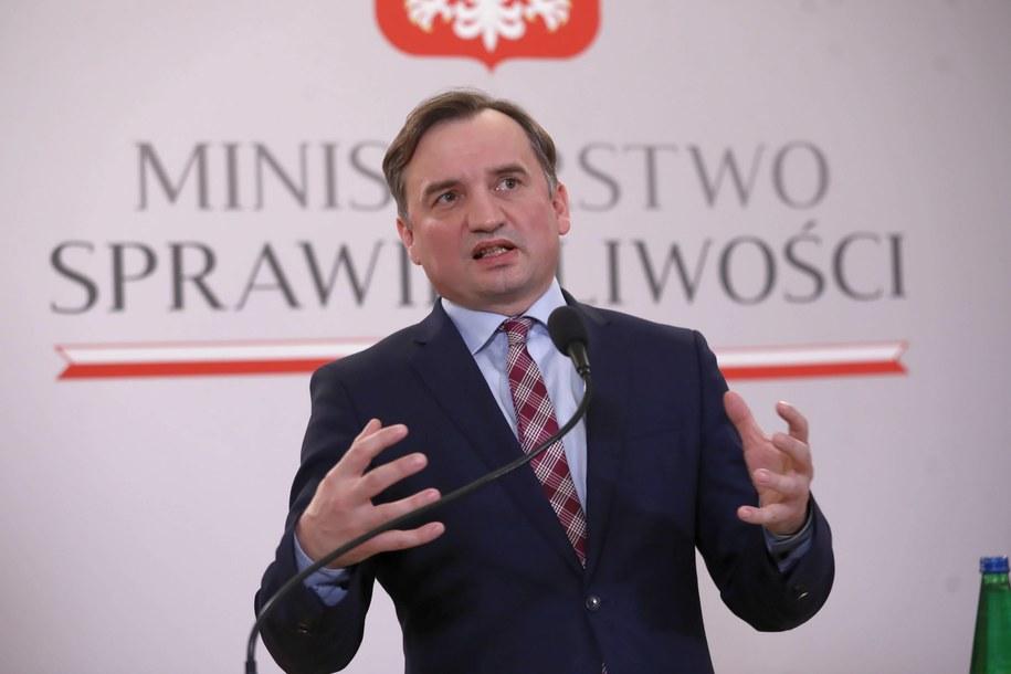 Zbigniew Ziobro / Tomasz Gzell    /PAP