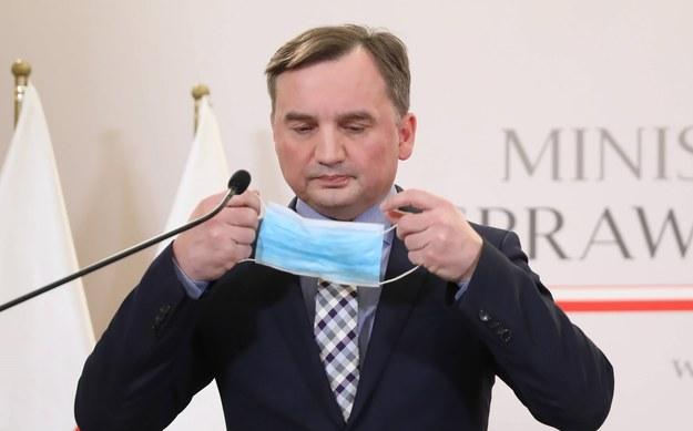 Zbigniew Ziobro / Leszek Szymański    /PAP