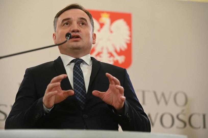 Zbigniew Ziobro / Jacek Dominski /REPORTER /Reporter