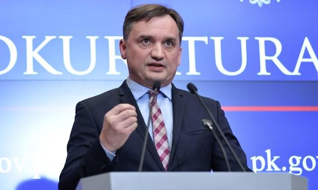 Zbigniew Ziobro / Marcin Obara  /PAP