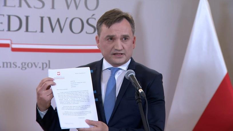 Zbigniew Ziobro /Polsat News
