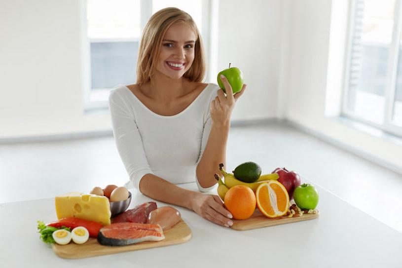 Zbilansowana dieta /©123RF/PICSEL