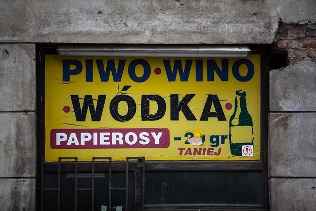 Zbilansowany budżet? Droższy alkohol i papierosy... Fot. Adam Burakowski /Reporter