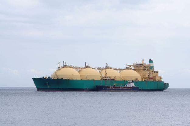 Zbiornikowce do przewozu gazu skroplonego zawiną do portu pod Odessą? /©123RF/PICSEL