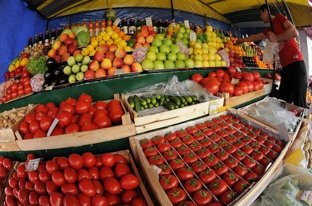 Zbiory jabłek szacowane są na 2,6-2,75 mln ton /AFP