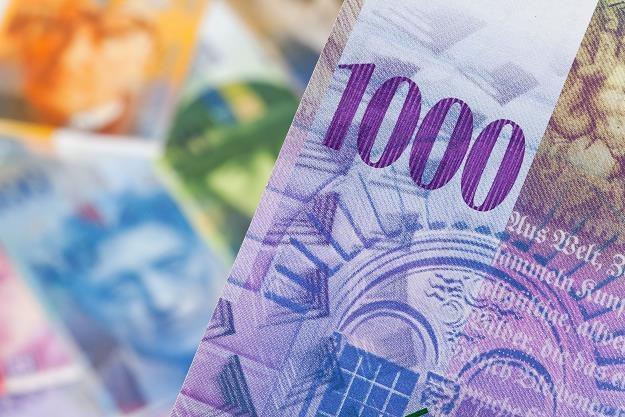 Zbliża się koniec przewartościowana franka szwajcarskiego? /©123RF/PICSEL
