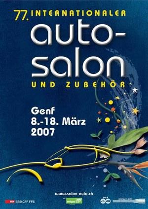 Zbliża się salon w Genewie