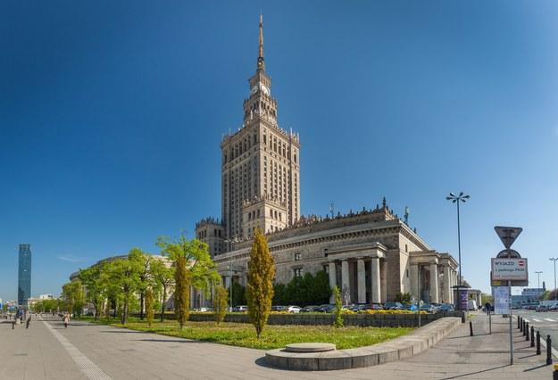 """""""Zburzenie Pałacu Kultury to dla saperów byłoby fajne szkolenie i ćwiczenie"""" /Arkadiusz Ziółek /East News"""