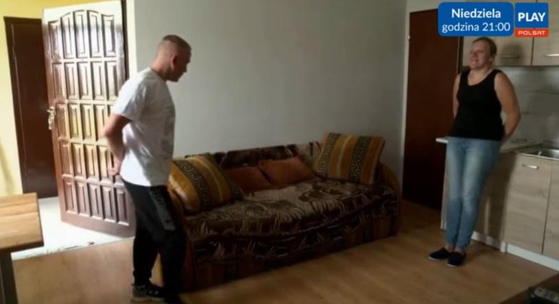 Zbyszek i Patrycja niedawno wprowadzili się do nowego domu /Polsat Play/Ipla /