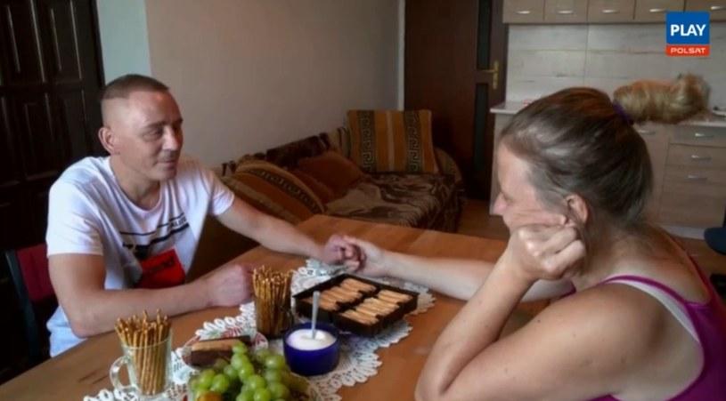 Zbyszek i Patrycja /Polsat Play/Ipla /