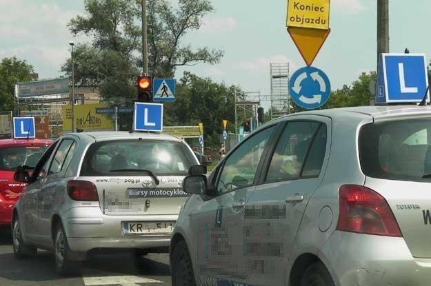 Zdajesz egzamin - wsiadasz do samochodu /INTERIA.PL
