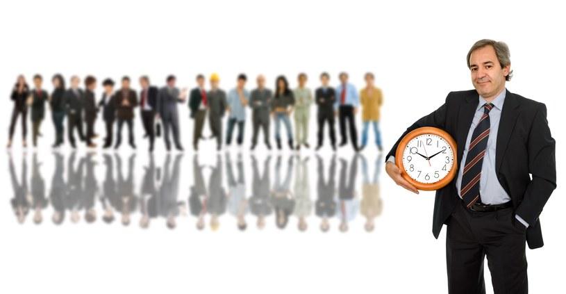 Zdania na temat plusów i minusów elastycznego czasu pracy są podzielone /123RF/PICSEL