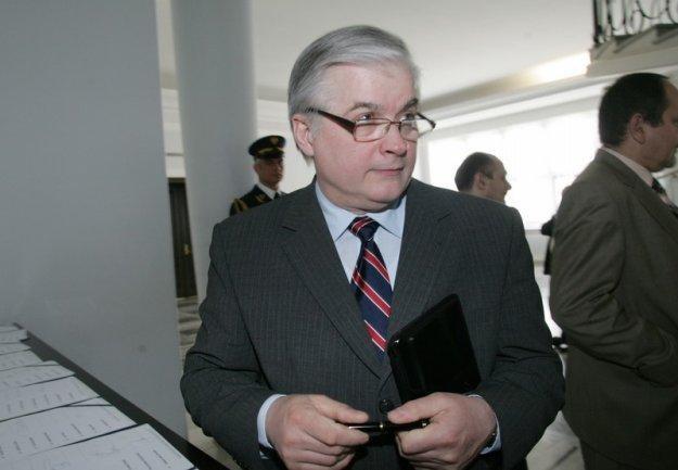 Zdaniem Cimoszewicza, wybory w Rosji nie były demokratyczne / fot. P. Kowalczyk /Agencja SE/East News