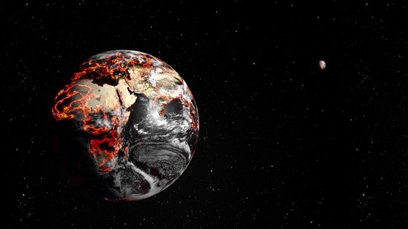 Zdaniem interpretatorów słów Baby Wangi czeka nas zmiana orbity Ziemi. Nie oznacza to nic dobrego... /Pixabay.com