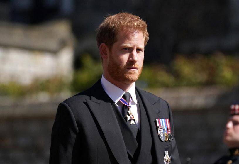 Zdaniem księcia Harrego książka będzie ukazywać jego wzloty i upadki /WPA Pool /Getty Images