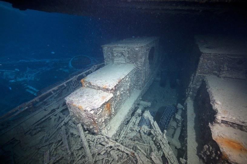 Zdaniem Najwyższej Izby Kontroli na dnie Bałtyku znajdują się m.in substancje ropopochodne pochodzące z wraków statków po II wojnie światowej /123RF/PICSEL