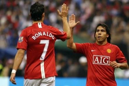 Zdaniem Sheringhama, bardziej niż Ronaldo brakuje w Man Utd Teveza /AFP