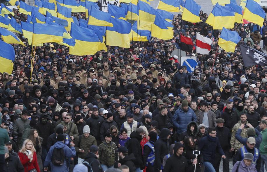 Zdaniem ukraińskiego oligarchy - Ukraina powinna zwrócić się w stronę porozumienia z Rosją /SERGEY DOLZHENKO /PAP/EPA