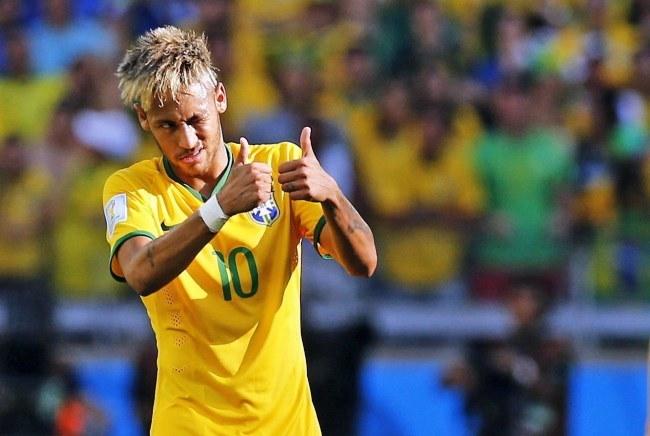 Zdaniem Waldemara Prusika, w reprezentacji Brazylii, poza Neymarem, nikt specjalnie się nie wyróżnił /PAP/EPA