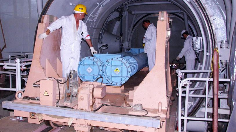 Zdaniem wywiadu USA elektrownia atomowa w irańskim Buszehr jest wykorzystywana w planach budowy irańskiej bomby jądrowej /IIPA /Getty Images