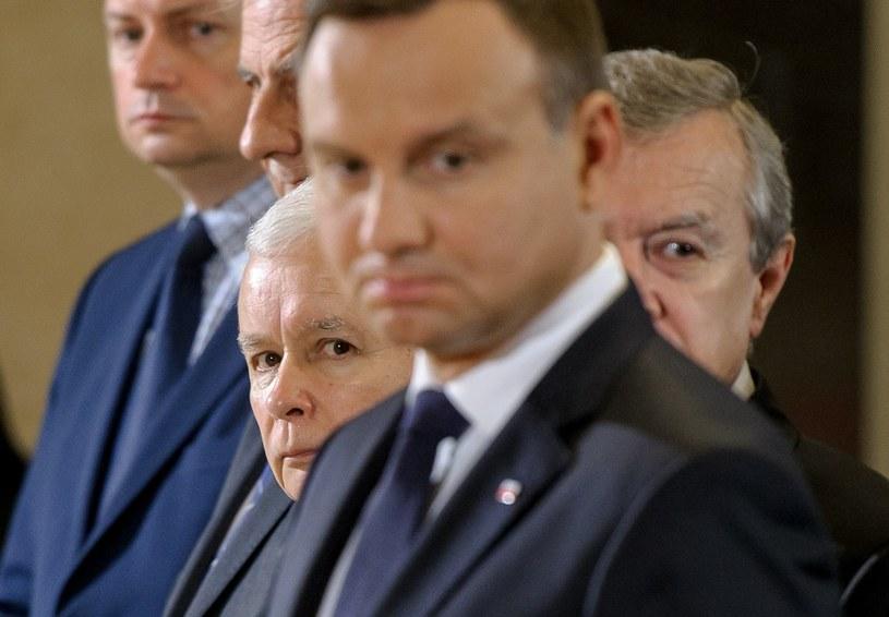 """Zdaniem Zofii Romaszewskiej PiS gra """"nieczysto"""" z prezydentem /Rafal Oleksiewicz/REPORTER /East News"""