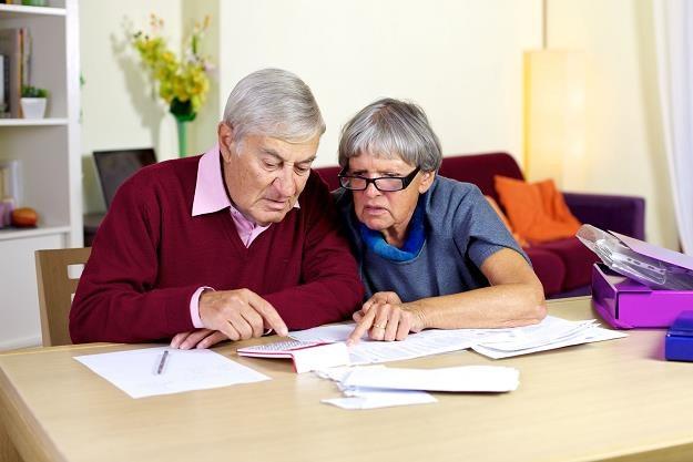Zdaniem związkowców tysiące emerytów żyje w skrajnej nędzy /©123RF/PICSEL