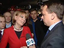 Zdanowska: Będę dbać o swój dom, którym jest Łódź