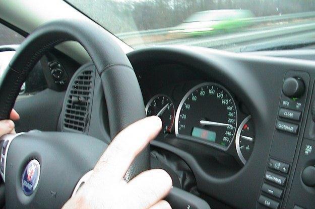 Zdarza ci się łamać ograniczenia prędkości? /INTERIA.PL