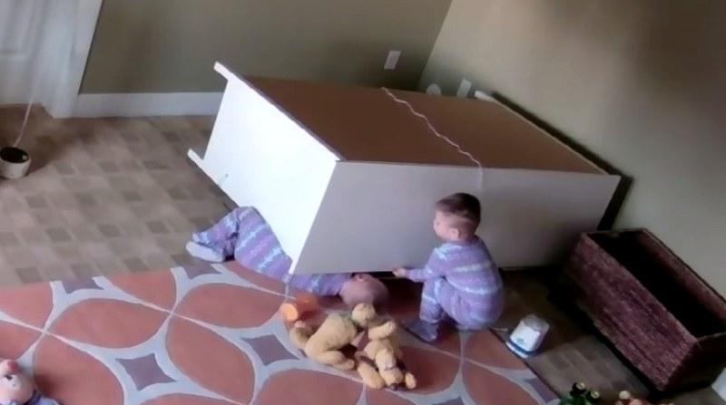Zdarzenie wyglądało bardzo dramatycznie /Kayli Shoff /YouTube