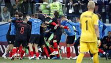 Zdecydowały rzuty karne! Chorwacja pokonuje Danię!