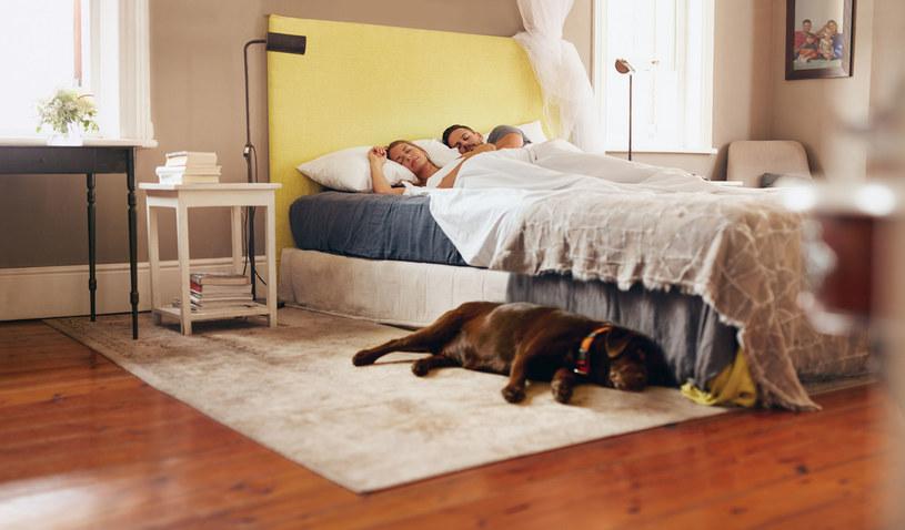 Zdecydowanie nie śpi nam się dobrze przy wysokiej temperaturze, dlatego przed snem lepiej przewietrzyć sypialnię i przykręcić kaloryfery /123RF/PICSEL