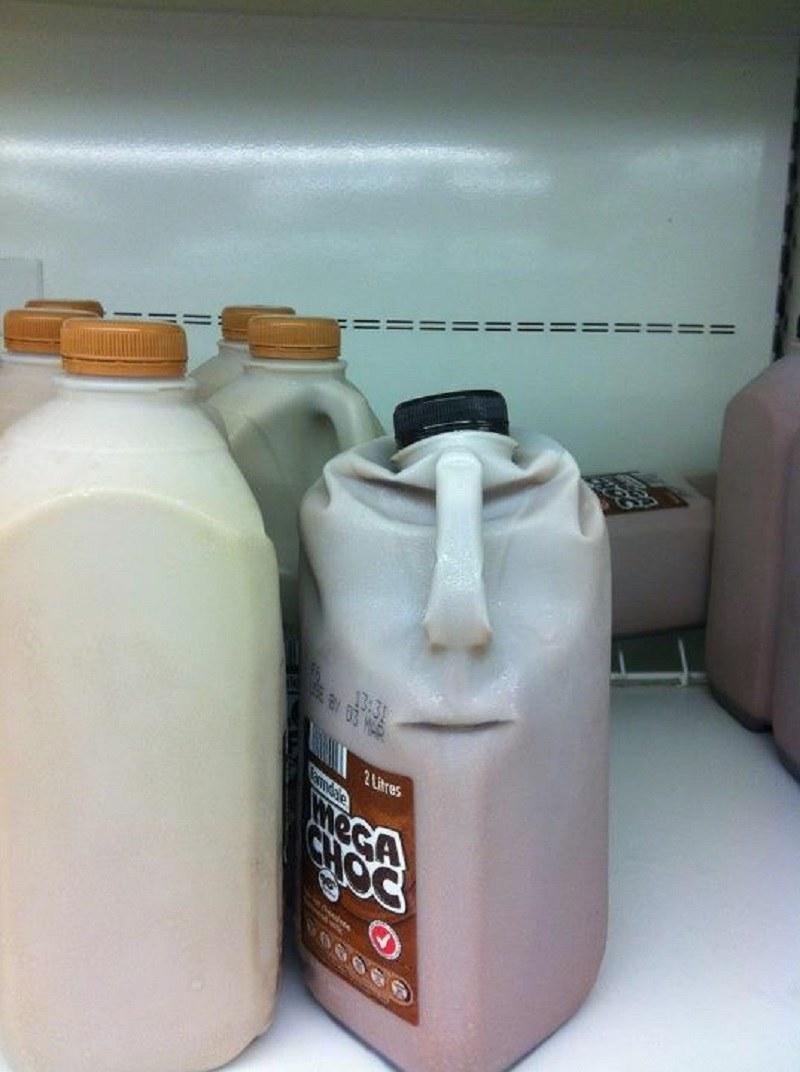 Zdegustowane mleko czekoladowe /imgur.com