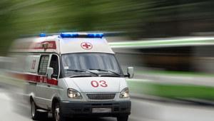 Zderzenie karetki z autem osobowym w Stalowej Woli. Są ranni