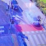 Zderzenie rowerzysty z samochodem. Poważne konsekwencje