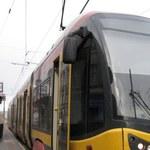 Zderzenie tramwajów w Warszawie. Są ranni, w tym dwoje dzieci