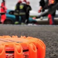 Zderzenie trzech samochodów na Lubelszczyźnie. Pięć osób rannych