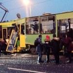 Zderzenie trzech tramwajów w Poznaniu. Kilkanaście osób rannych