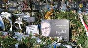 Zdewastowano grób Kazimierza Kutza