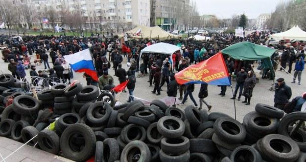 Są amerykańskie sankcje dla krymskich separatystów