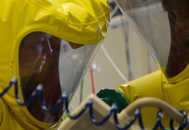 To odkrycie może pomóc w walce z Ebolą