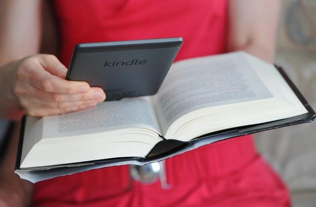 E-booki odbierają nam sen?