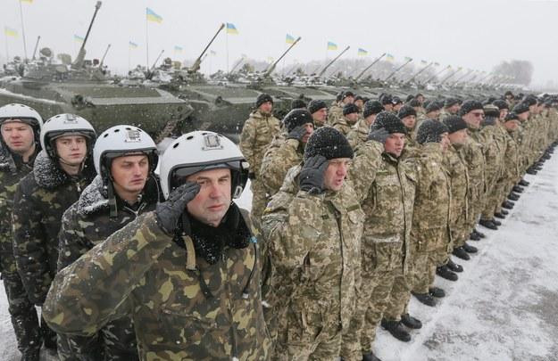 13 żołnierzy zginęło w wypadku na Ukrainie