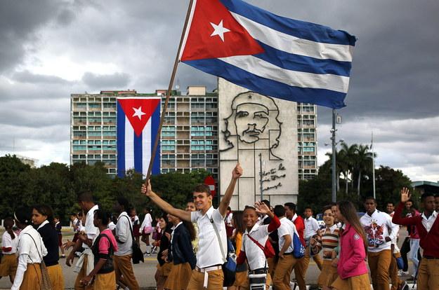 Castro: USA powinny zwrócić Kubie Guantanamo