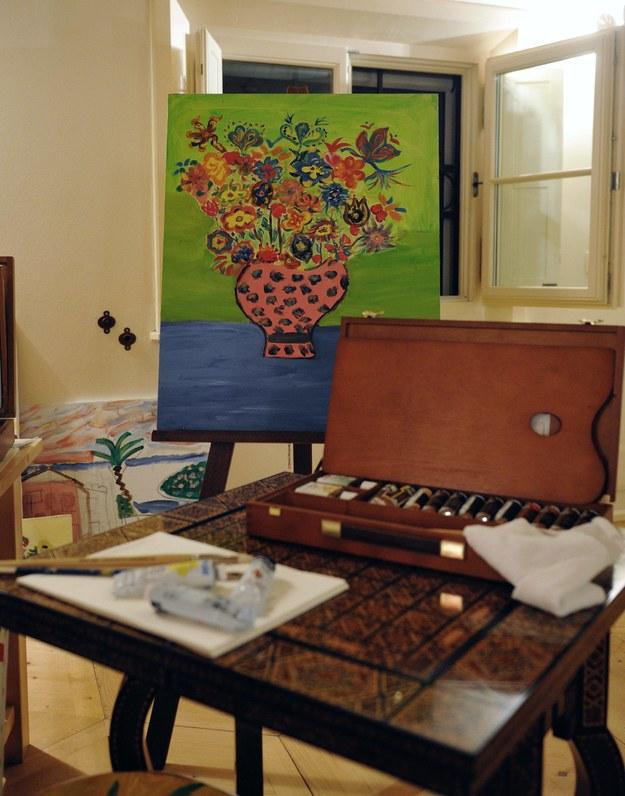 Bibliotekarz kradł cenne obrazy i zastępował... swoimi kopiami