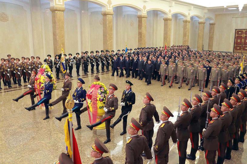 Zdj. ilustracyjne /KNS / KCNA / AFP /AFP