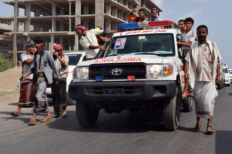 zdj. ilustracyjne /SALEH AL-OBEIDI / AFP /AFP
