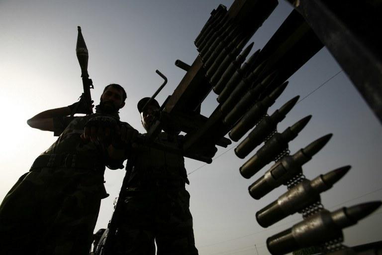 Zdj. ilustracyjne /HAIDAR HAMDANI / AFP /AFP