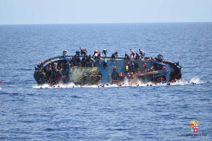 Zdj. ilustracyjne /Marina Militare /Agencja FORUM