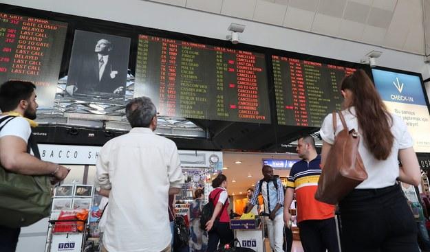 USA: Odwołano zakaz połączeń lotniczych z Turcją